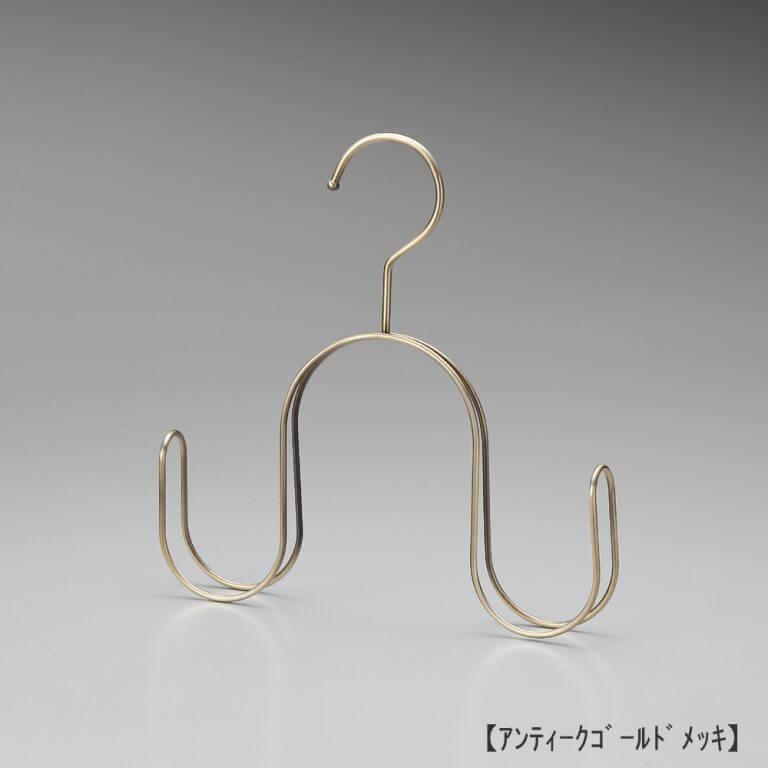 スカーフ・ストールハンガー SSH-100F H215W225 3φ 【10本セット】
