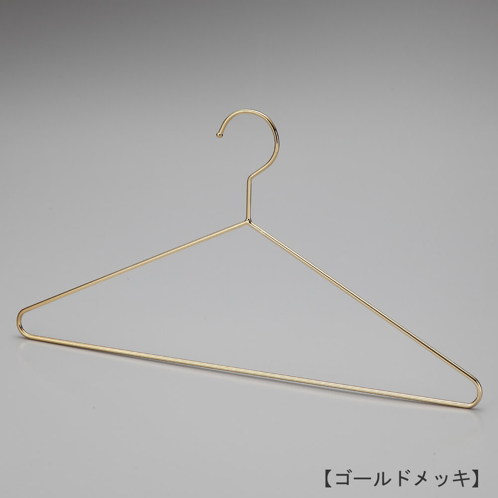 メンズ シングルラインシャツハンガー TSS-1770-420 10本セット