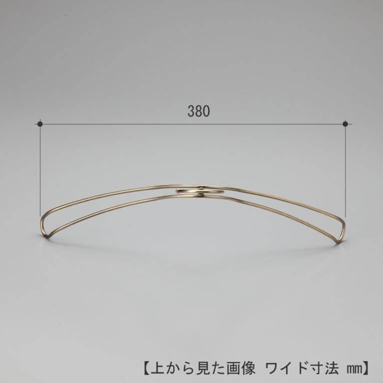 レディース ダブルラインジャケットハンガー TSW-1368 10本セット