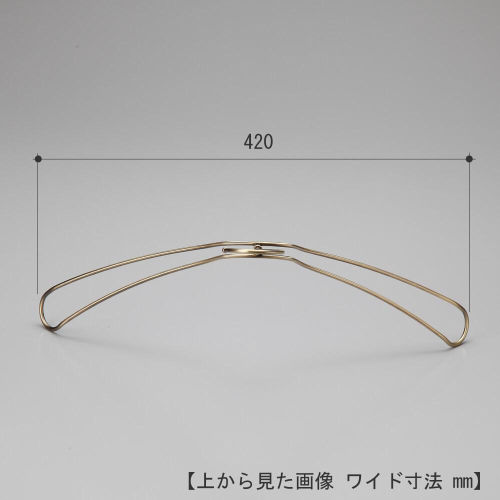 メンズ ダブルラインジャケットハンガー TSW-1467 10本セット