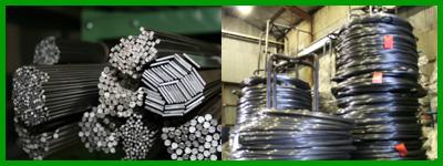 鉄材・スチール材の種類