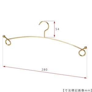 ●寸法標記画像 ●ワイド寸法:280mm ●線径:2.5φ ●型番:IN-503F-28-CN