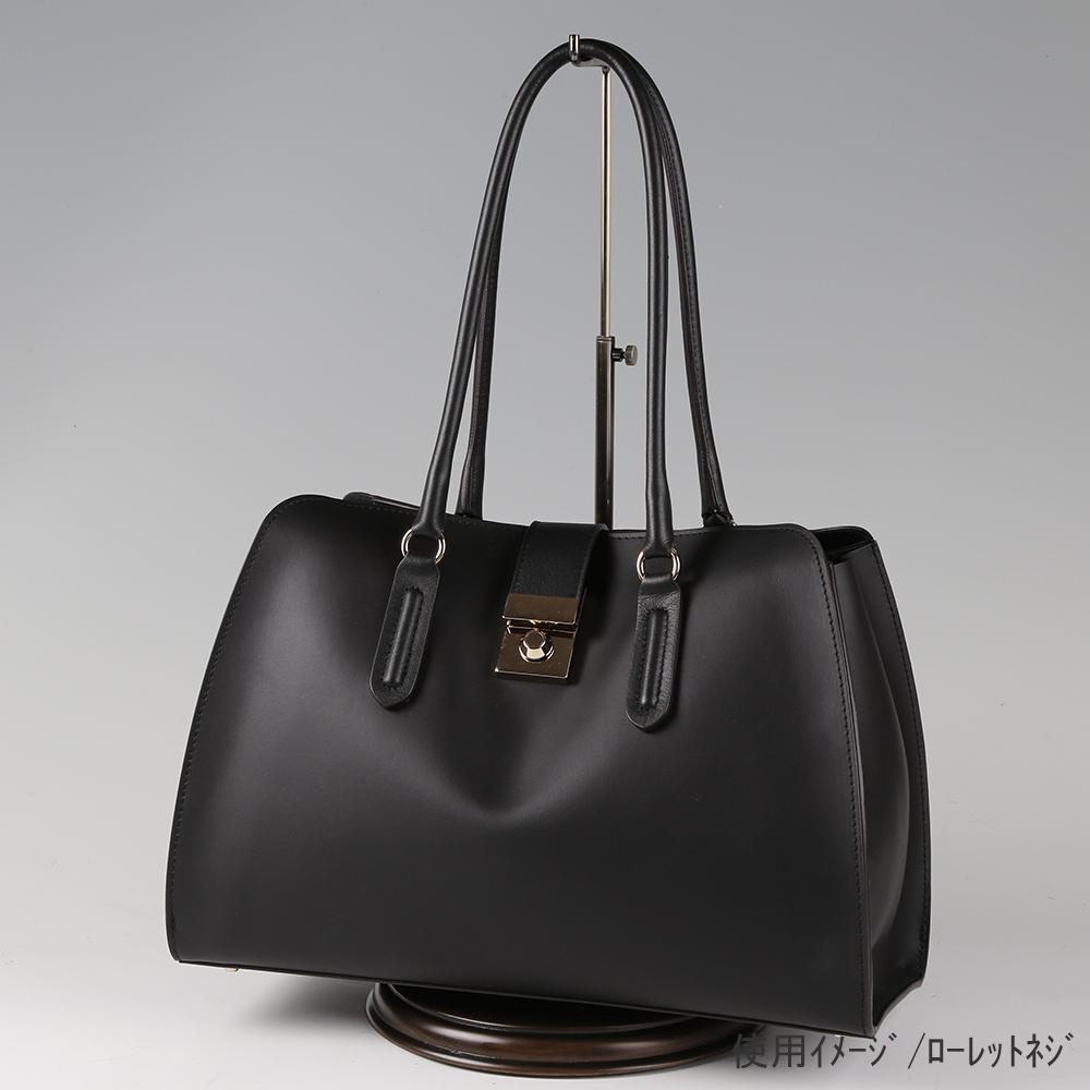 ●卓上バッグ掛けスタンド木製ベース仕様 使用イメージ画像 ●バッグスタンドA-L ローレットネジ モクセイベース仕様 ●画像はバッグをディスプレイしたイメージ画像です。(画像のバッグは商品に含まれません)