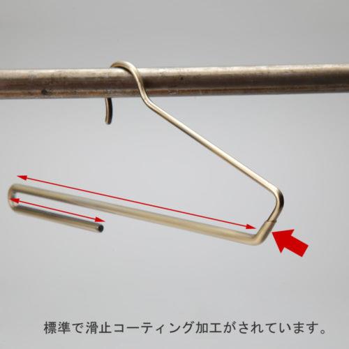 標準で滑止コーティング加工がされています。 型番:BS-300
