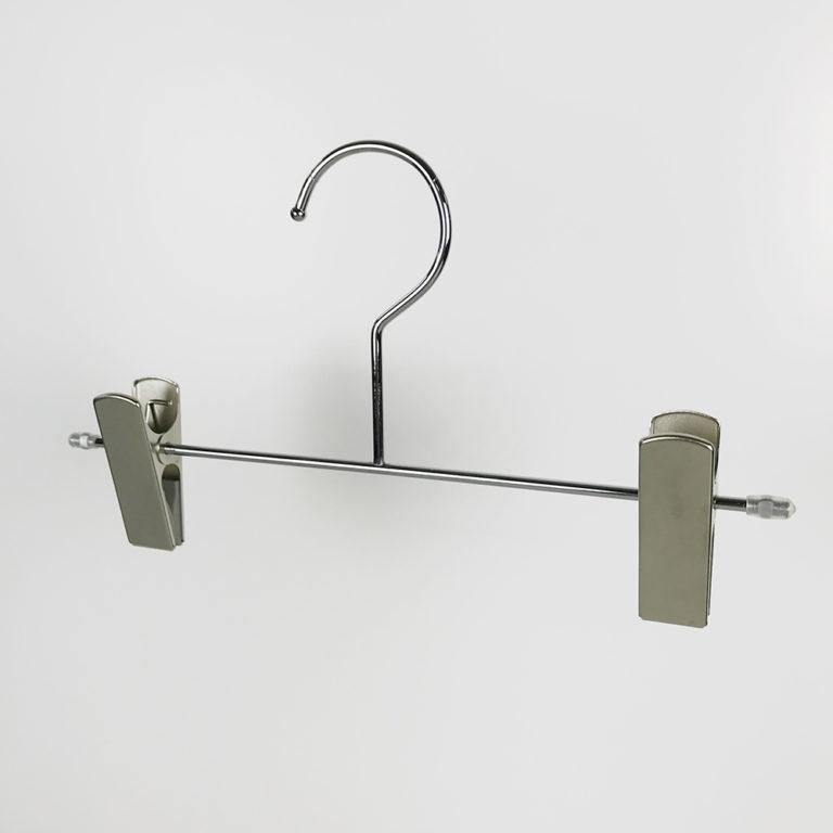 アウトレットハンガー #1112 キッズサイズ W255mm 線径4mm  (在庫限り品) 【11本セット】