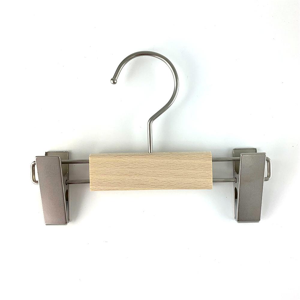 横幅:200mm 木部厚み:13mm 色:木部/無塗装 金具/ホワイトニッケル